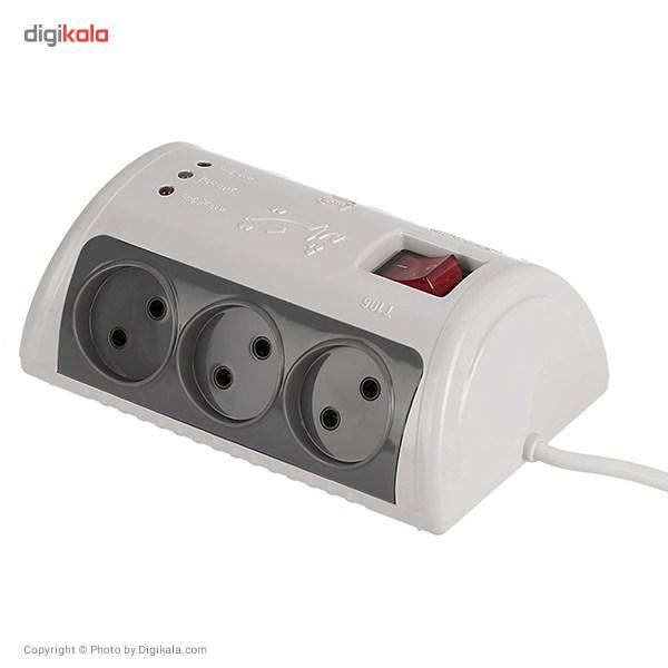 خرید اینترنتی محافظ ولتاژ آنالوگ تیراژه مدل T106 اورجینال