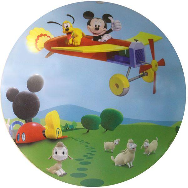 چراغ دیوارکوب/سقفی دکوفان مدل Mickey Mouse