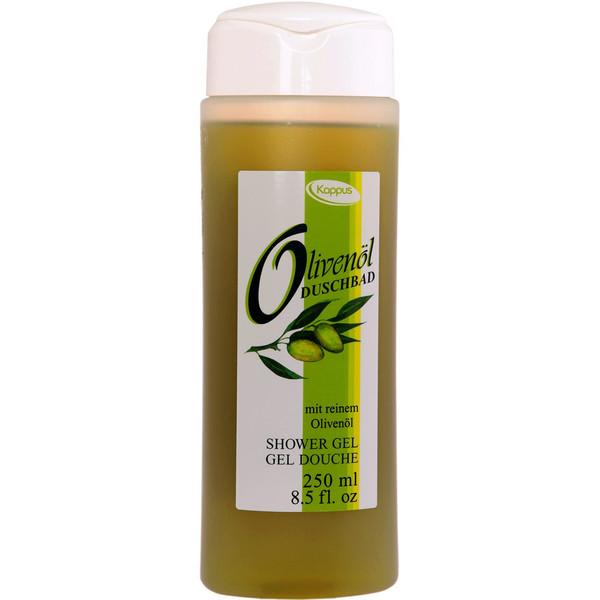 شامپو سر و بدن کاپوس مدل Olive حجم 250 میلی لیتر