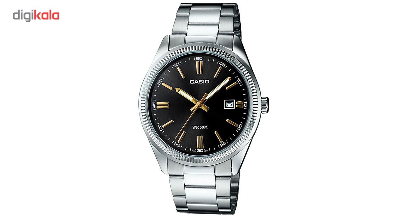 خرید ساعت مچی عقربه ای مردانه کاسیو مدل MTP-1302D-1A2VDF