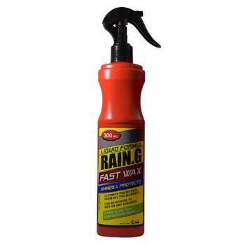 اسپری معطر تمیز کننده و براق کننده چند منظوره RAIN.G حجم 300 میلی لیتر