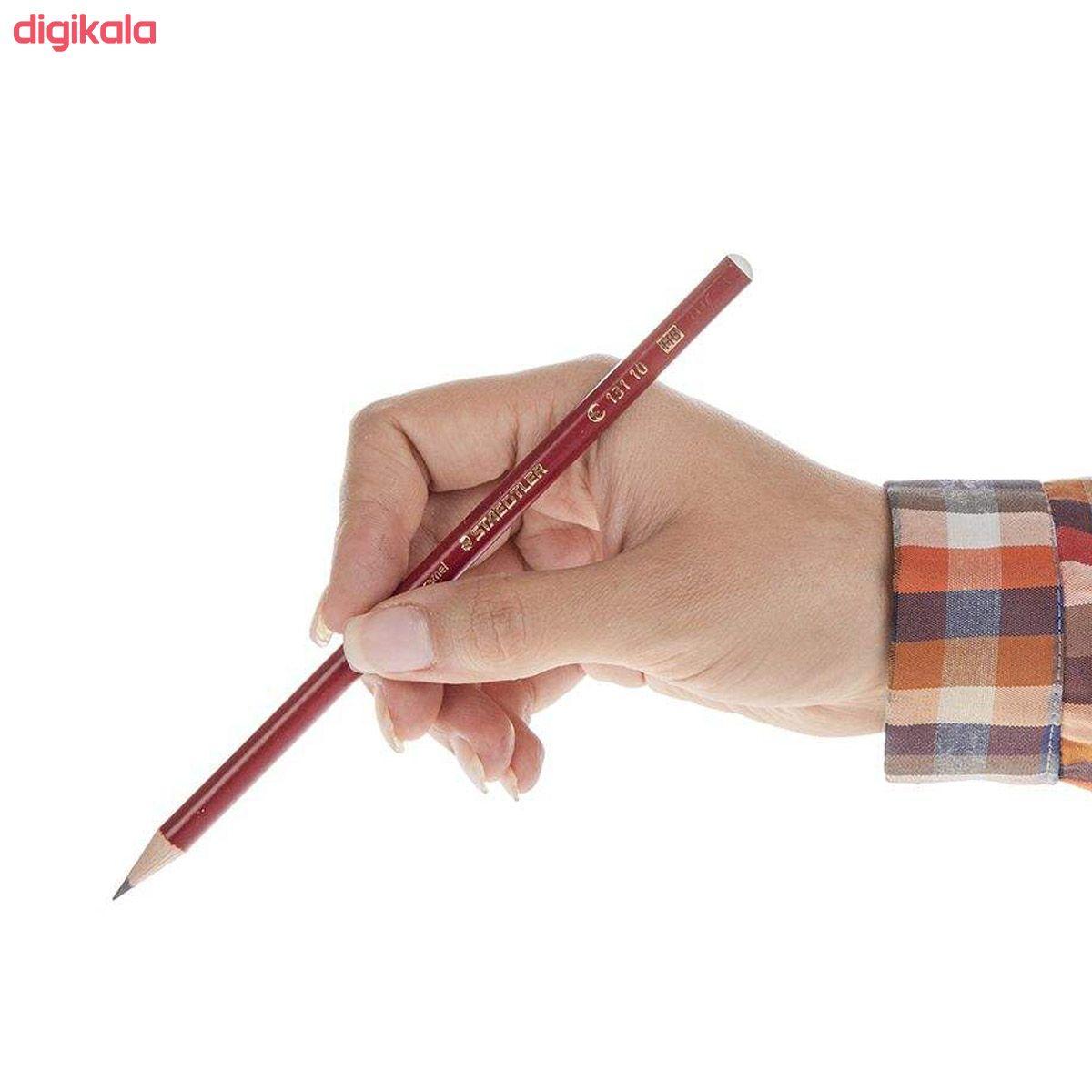 مداد مشکی استدلر مدل Camel کد 10 131 بسته 3 عددی  main 1 3