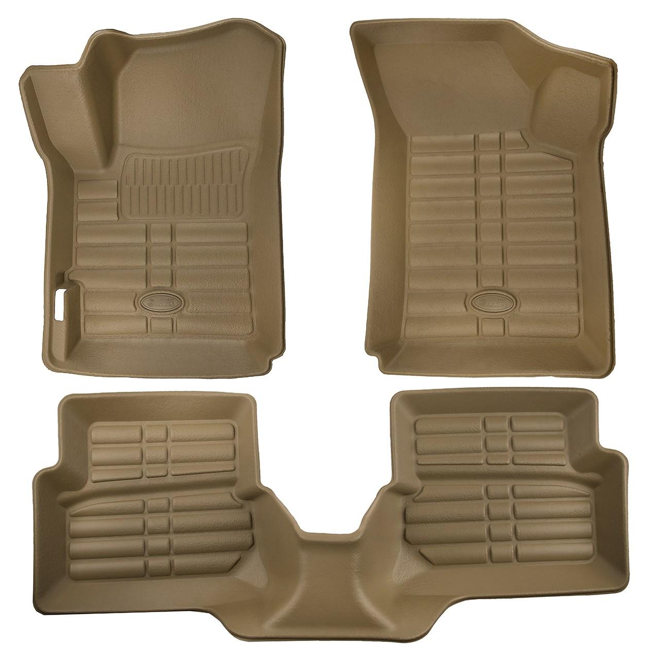 کفپوش سه بعدی خودرو بابل کارپت مناسب برای برلیانس H320