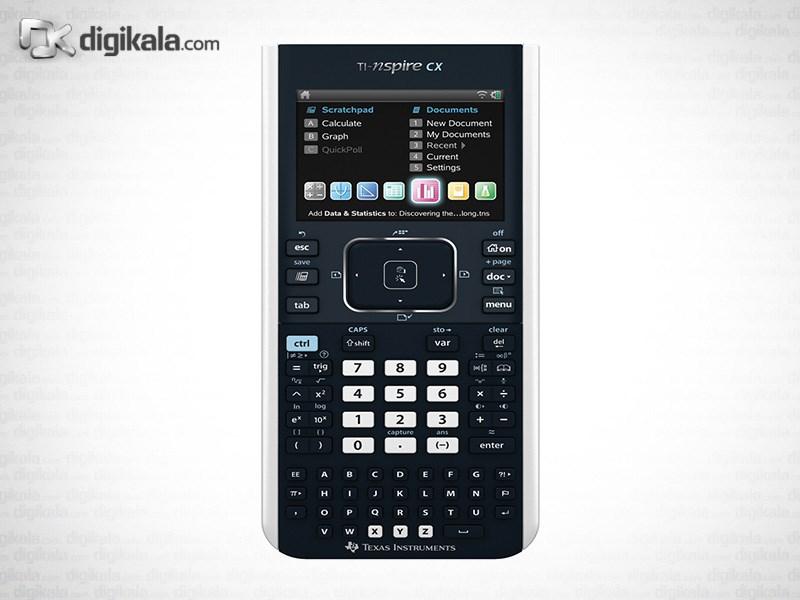 ماشین حساب TI-Nspire™ CX Handheld main 1 1