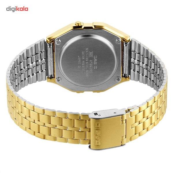 ساعت مچی دیجیتال مردانه کاسیو مدل A159WGEA-1DF -  - 4