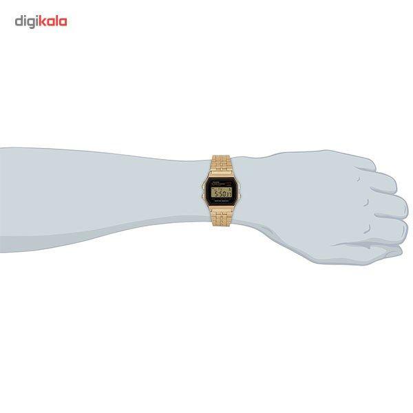 ساعت مچی دیجیتال مردانه کاسیو مدل A159WGEA-1DF -  - 2
