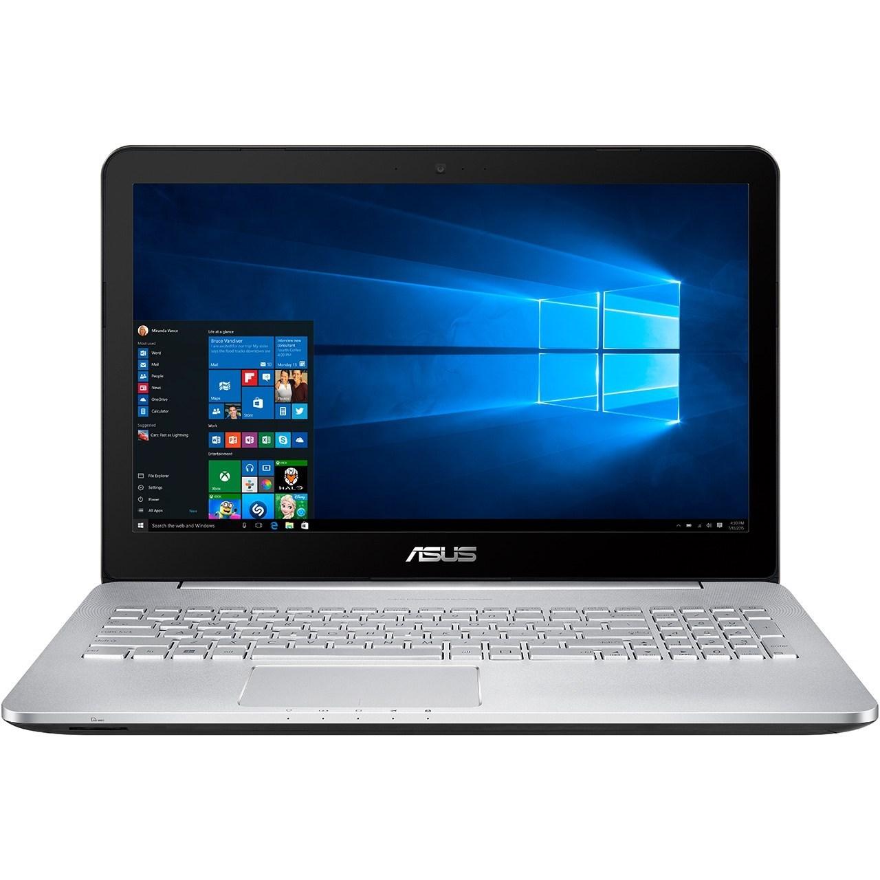 لپ تاپ 15 اینچی ایسوس مدل N552VW - K