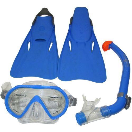 مجموعه اسنورکلینگ آکوالانگ مدل Santa Cruz مناسب برای کودکان