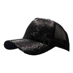 کلاه کپ بچگانه مدل POLAK کد 51159رنگ مشکی