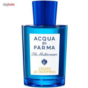 ادو تویلت مردانه آکوا دی پارما مدل Cedro Di Taormina حجم 150 میلی لیتر  Acqua Di Parma Cedro Di Ta
