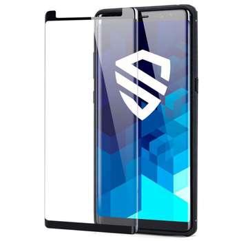 محافظ صفحه نمایش شیشه ای CACTOS مدل 5D مناسب برای گوشی galaxy note 8