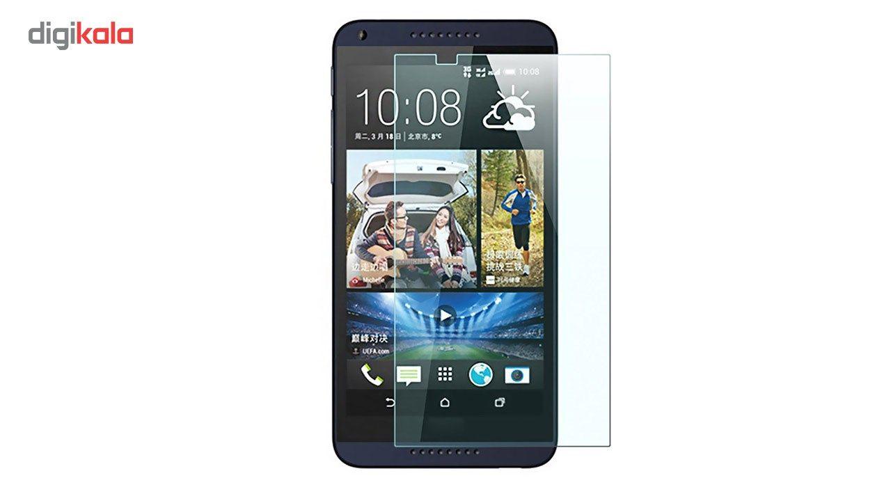 محافظ صفحه نمایش شیشه ای مدل Tempered مناسب برای گوشی موبایل اچ تی سی Desire 816 main 1 1