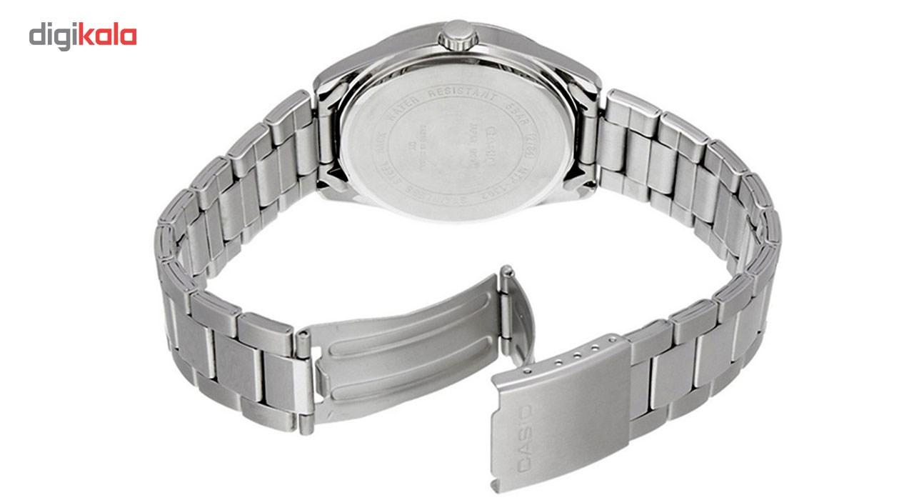 ساعت مچی عقربه ای مردانه کاسیو مدل MTP-1302D-1A2VDF