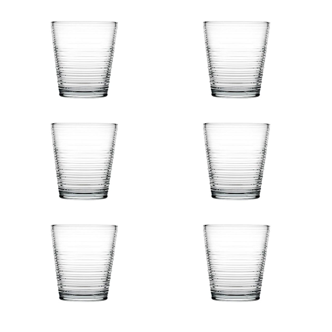 لیوان پاشاباغچه سری گرانادا کد 420124 بسته 6 عددی