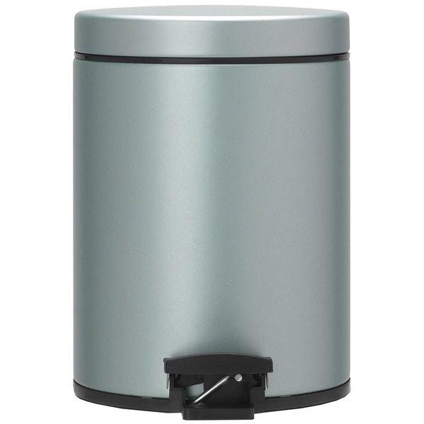 سطل زباله برابانتیا سری کلاسیک کد 484087 - گنجایش 5 لیتری