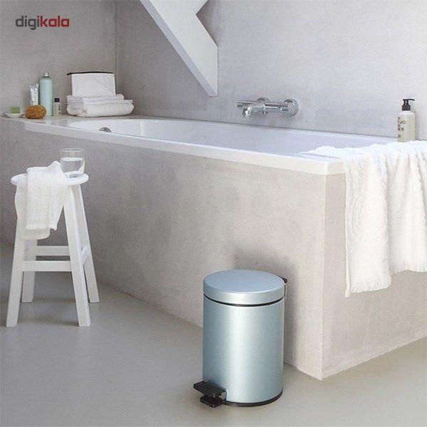 سطل زباله برابانتیا سری کلاسیک کد 484087 - گنجایش 5 لیتری main 1 4