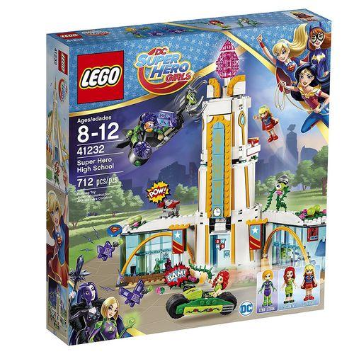 لگو سری Super Heroes  مدل High School 41232