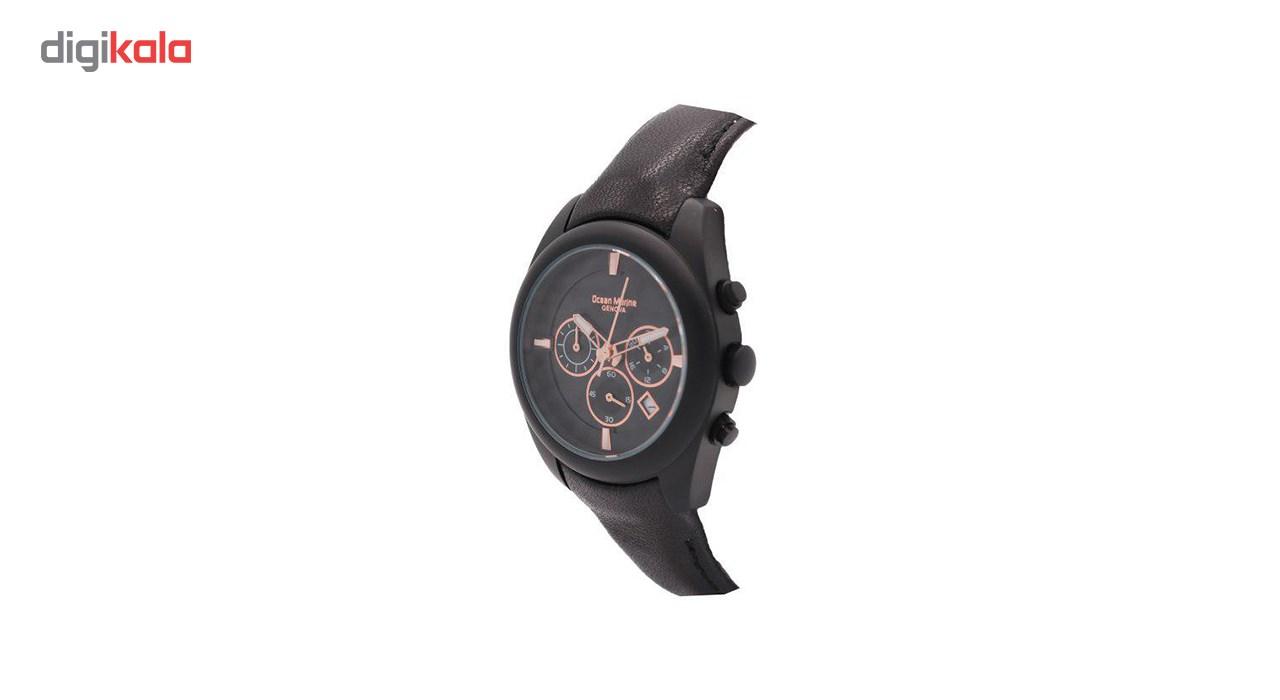 ساعت ست مردانه و زنانه اوشن مارین مدل OM-8106L-2 و OM-8106G-2              اصل