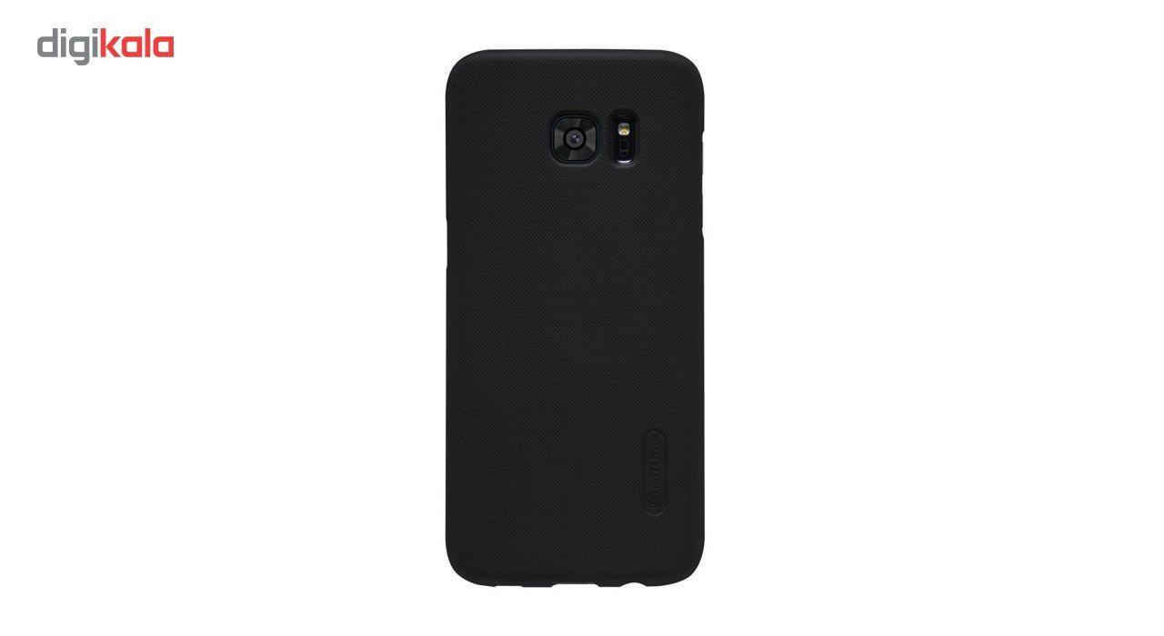 کاور نیلکین مدل Super Frosted Shield مناسب برای گوشی موبایل سامسونگ Galaxy S7 Edge main 1 1