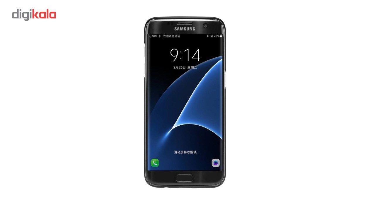 کاور نیلکین مدل Super Frosted Shield مناسب برای گوشی موبایل سامسونگ Galaxy S7 Edge main 1 3
