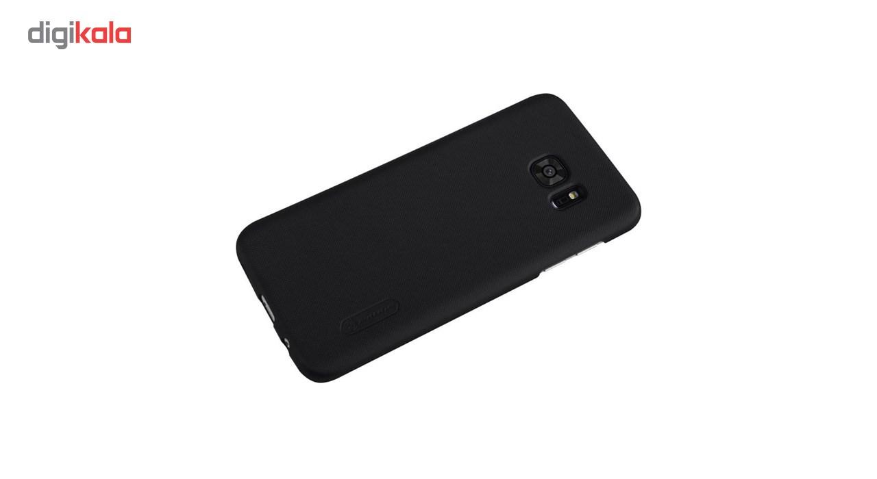 کاور نیلکین مدل Super Frosted Shield مناسب برای گوشی موبایل سامسونگ Galaxy S7 Edge main 1 5