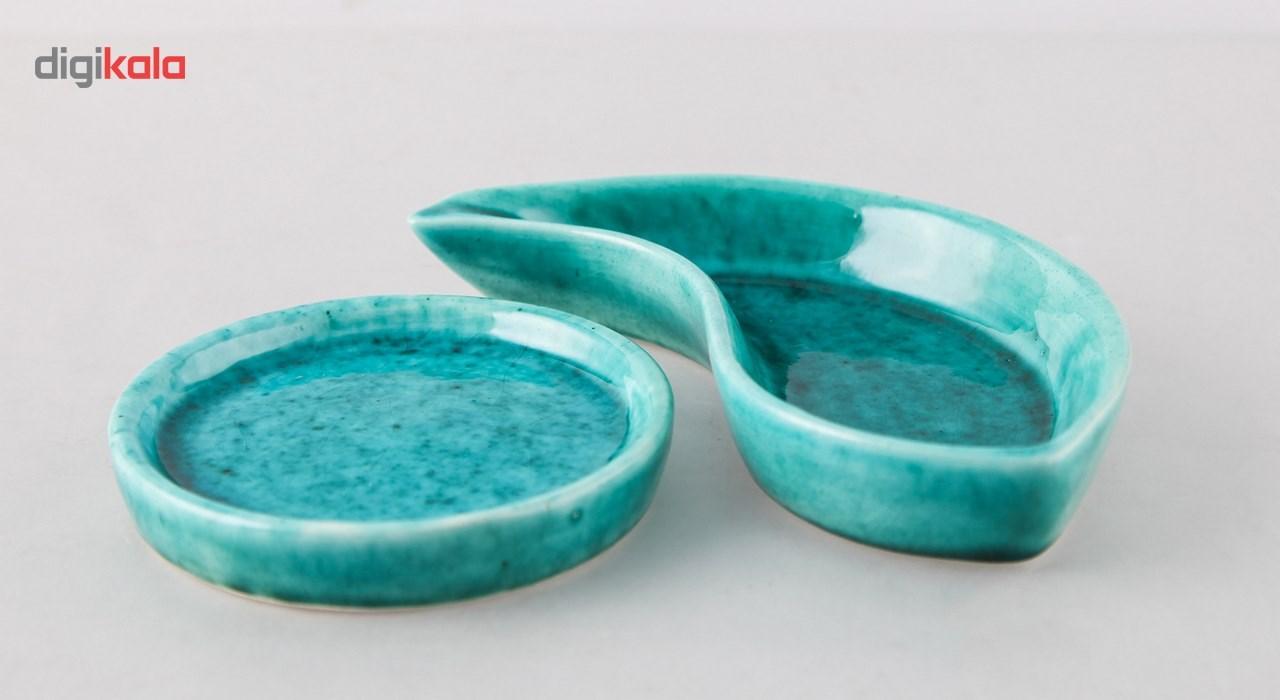 مجموعه ظروف سرامیکی هفت سین گالری ساتگین کد 57216
