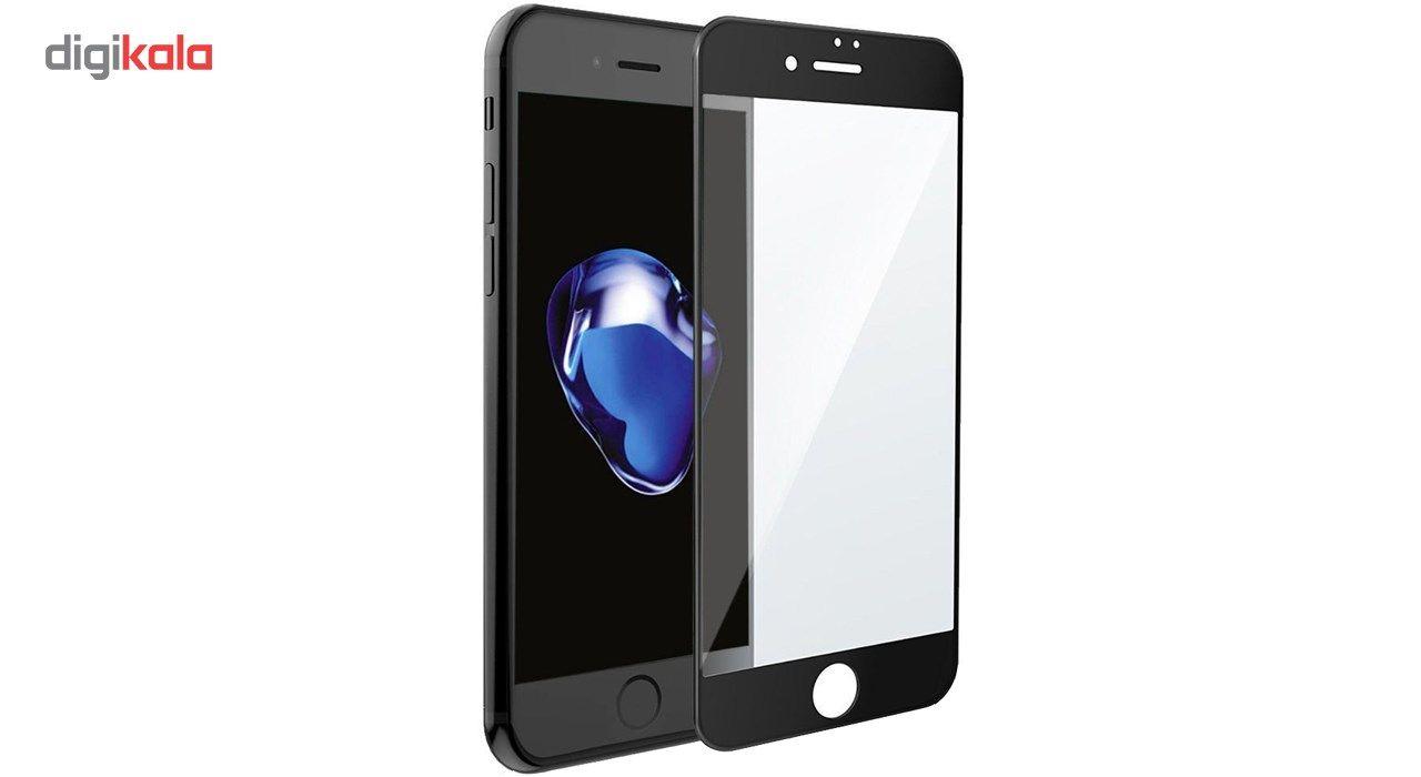 محافظ صفحه نمایش  تمام چسب شیشه ای پیکسی مدل 5D  مناسب برای گوشی اپل آیفون 6/6s main 1 2