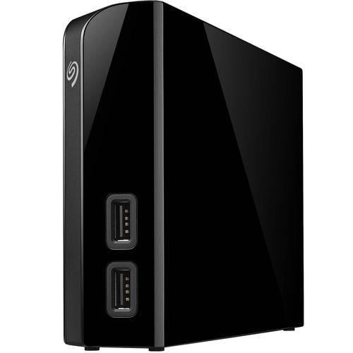 هارددیسک اکسترنال سیگیت مدل Backup Plus Hub Desktop ظرفیت 8 ترابایت