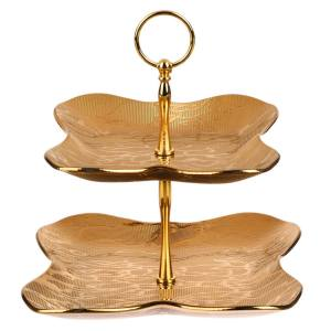 شیرینی خوری لورنزا مدل پروانه 2