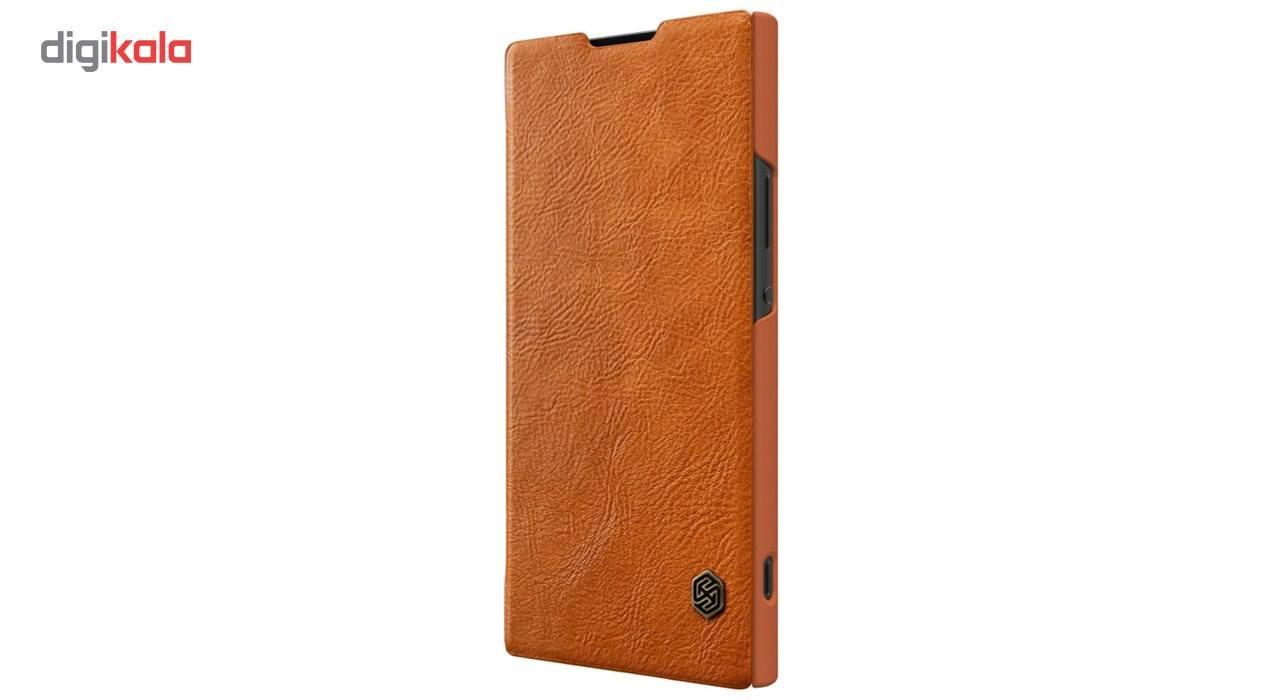 کیف کلاسوری نیلکین مدل Qin مناسب برای گوشی موبایل سونی Xperia XA2 Ultra main 1 3