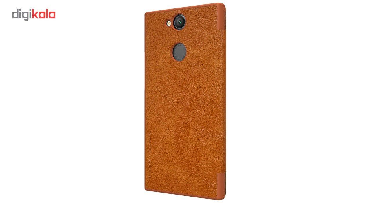 کیف کلاسوری نیلکین مدل Qin مناسب برای گوشی موبایل سونی Xperia XA2 Ultra main 1 4