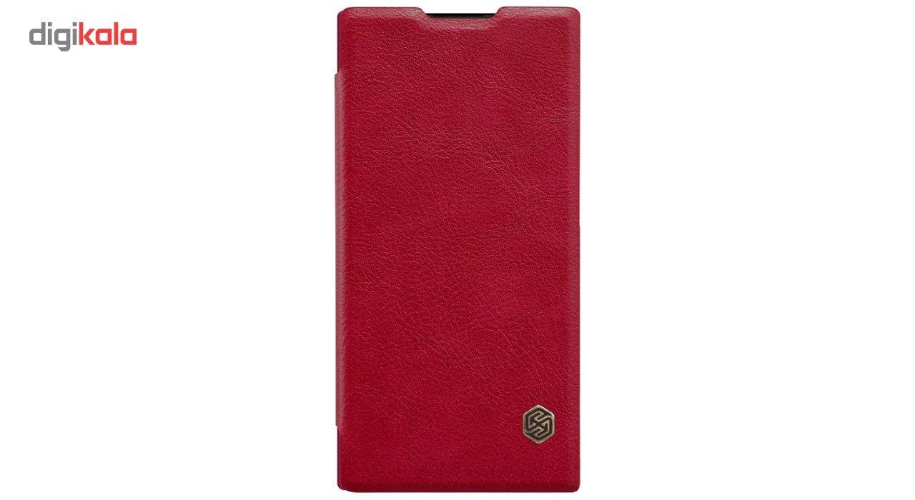 کیف کلاسوری نیلکین مدل Qin مناسب برای گوشی موبایل سونی Xperia XA2 Ultra main 1 7