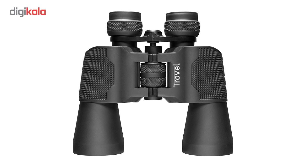 دوربین دو چشمی برسر مدل Travel 10x50