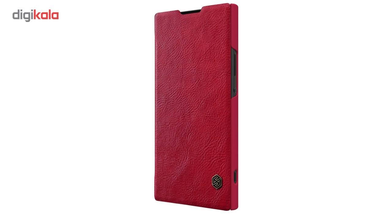 کیف کلاسوری نیلکین مدل Qin مناسب برای گوشی موبایل سونی Xperia XA2 Ultra main 1 9
