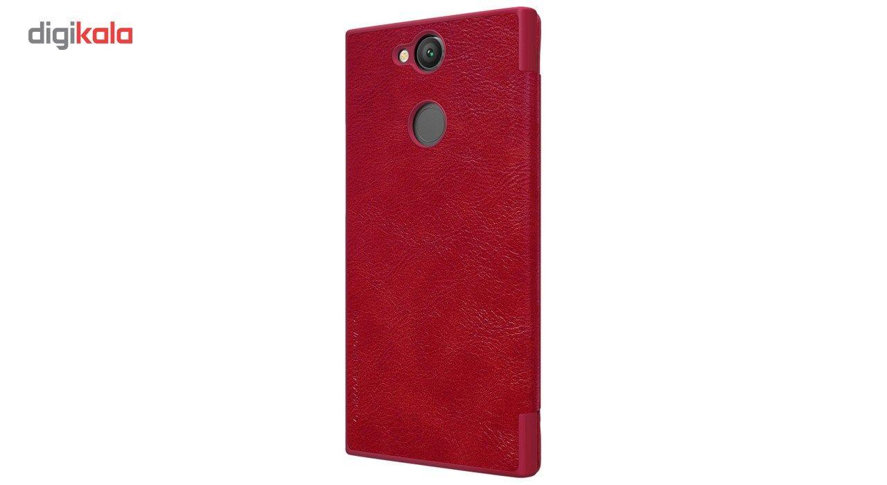 کیف کلاسوری نیلکین مدل Qin مناسب برای گوشی موبایل سونی Xperia XA2 Ultra main 1 10