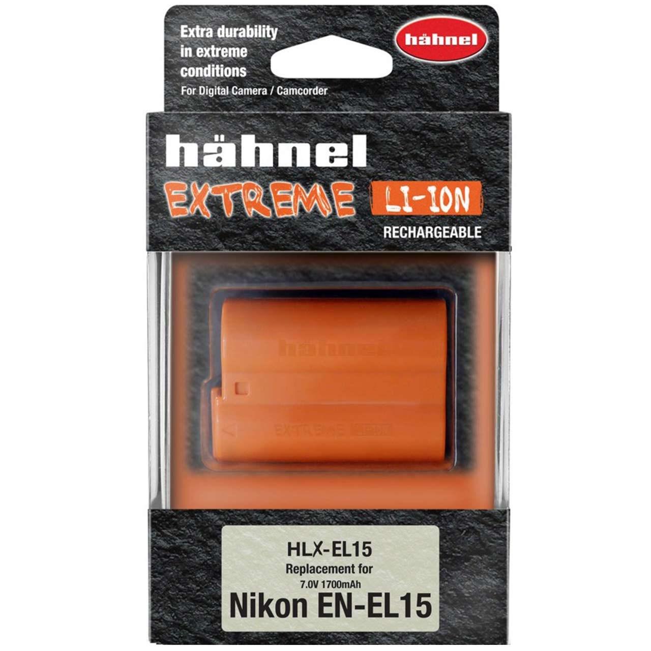 باتری لیتیوم یون هنل مدل HLX-EL15