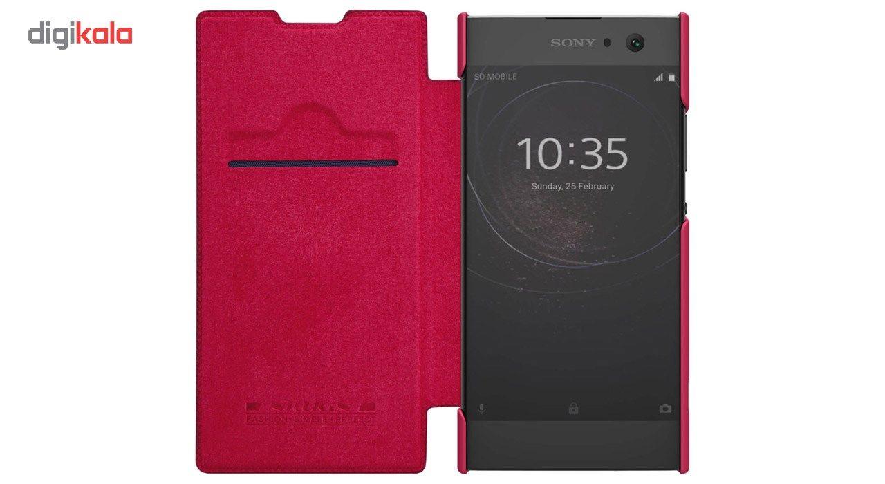 کیف کلاسوری نیلکین مدل Qin مناسب برای گوشی موبایل سونی Xperia XA2 Ultra main 1 11