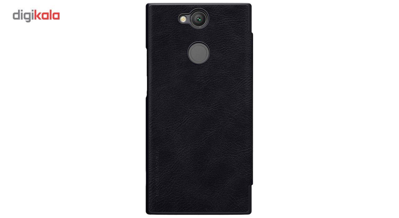 کیف کلاسوری نیلکین مدل Qin مناسب برای گوشی موبایل سونی Xperia XA2 Ultra main 1 14