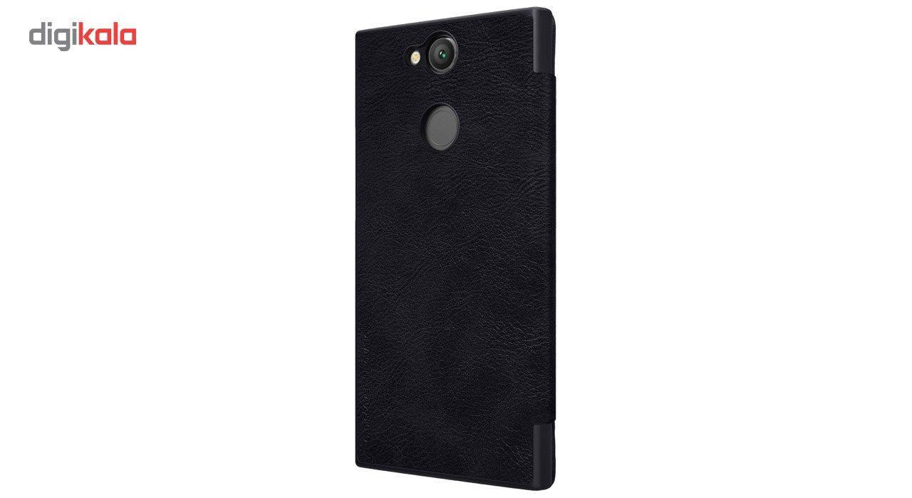 کیف کلاسوری نیلکین مدل Qin مناسب برای گوشی موبایل سونی Xperia XA2 Ultra main 1 16