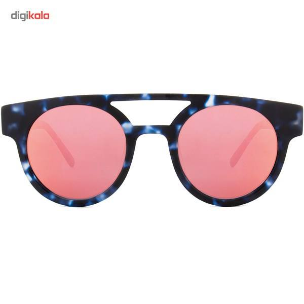عینک آفتابی کومونو سری Dreyfuss مدل Matte Indigo Demi -  - 2