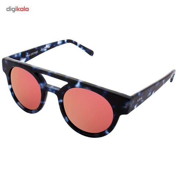 عینک آفتابی کومونو سری Dreyfuss مدل Matte Indigo Demi -  - 3