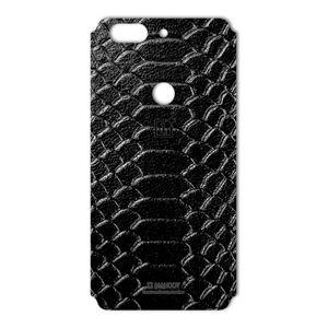 برچسب تزئینی ماهوت مدل Snake Leather مناسب برای گوشی  OnePlus 5T