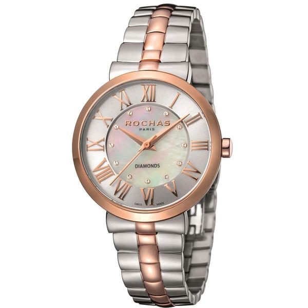 ساعت مچی عقربه ای زنانه روشاس مدل RP2L009M0081