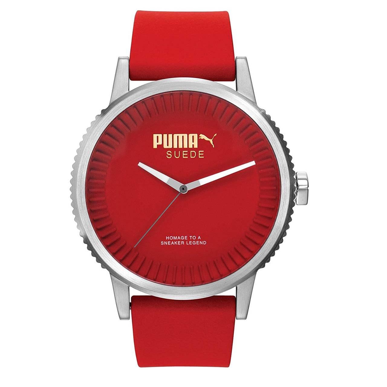 ساعت مچی عقربه ای مردانه پوما مدل PU104101004