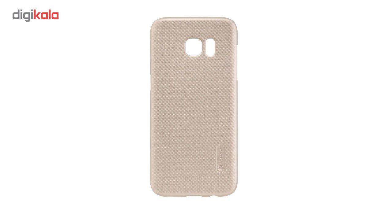 کاور نیلکین مدل Super Frosted Shield مناسب برای گوشی موبایل سامسونگ Galaxy S7 Edge main 1 6