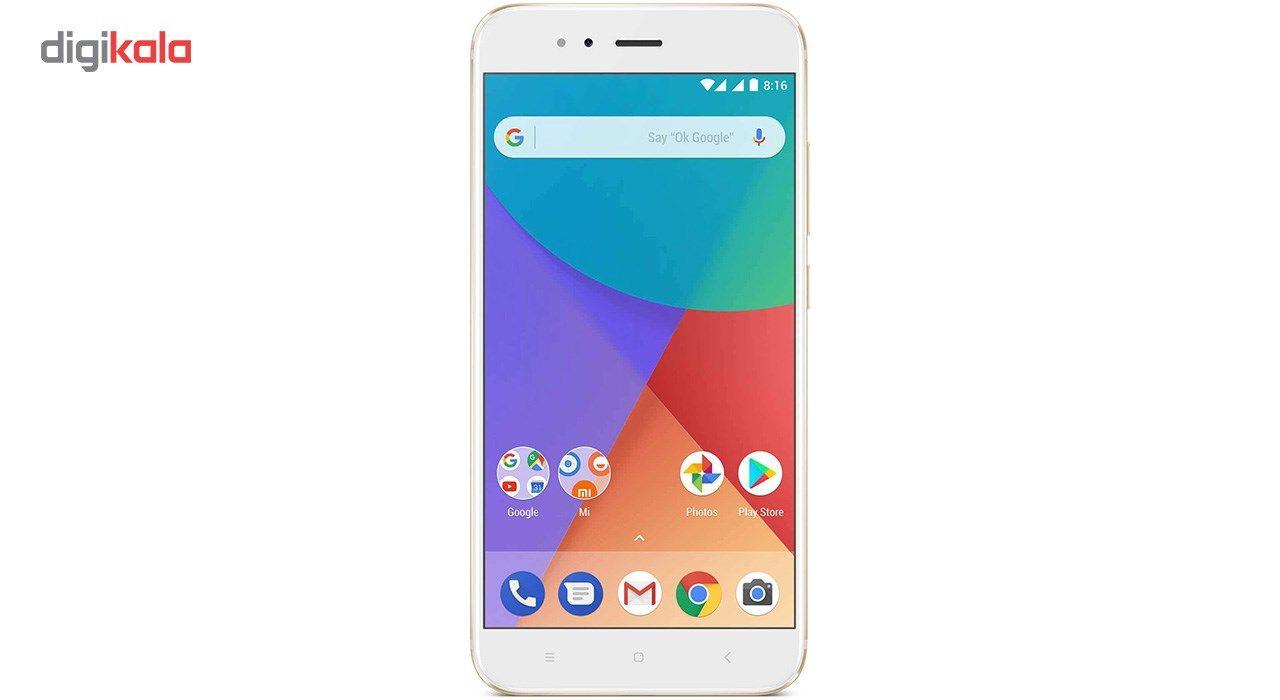 گوشی موبایل شیائومی مدل Mi A1 MDG2 دو سیم کارت ظرفیت 64 گیگابایت main 1 1