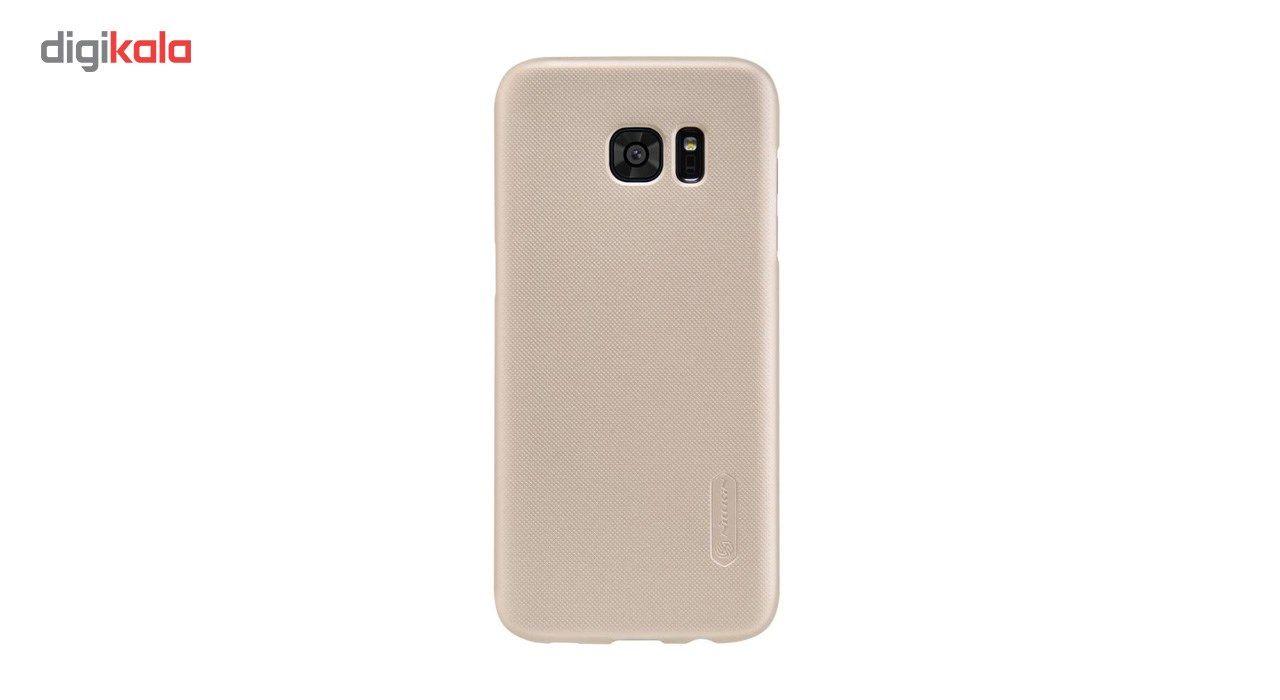 کاور نیلکین مدل Super Frosted Shield مناسب برای گوشی موبایل سامسونگ Galaxy S7 Edge main 1 7