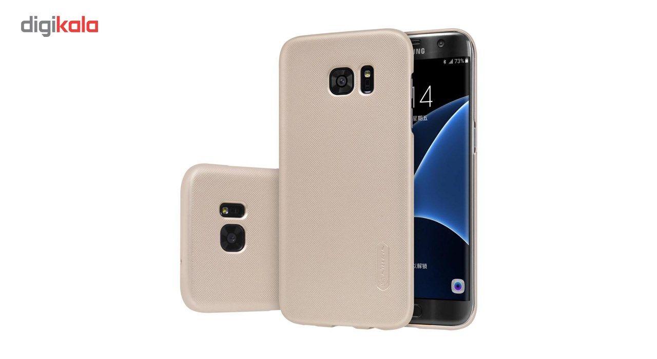 کاور نیلکین مدل Super Frosted Shield مناسب برای گوشی موبایل سامسونگ Galaxy S7 Edge main 1 9