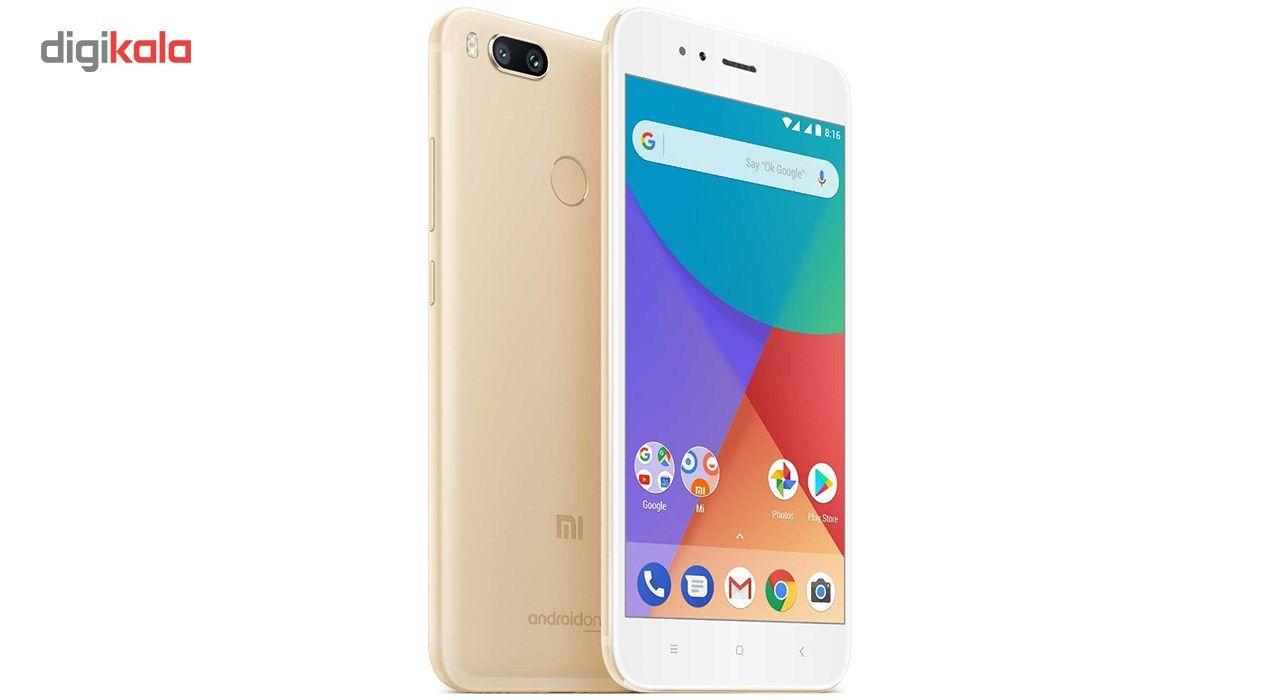 گوشی موبایل شیائومی مدل Mi A1 MDG2 دو سیم کارت ظرفیت 64 گیگابایت main 1 4