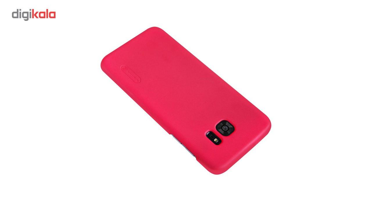 کاور نیلکین مدل Super Frosted Shield مناسب برای گوشی موبایل سامسونگ Galaxy S7 Edge main 1 10